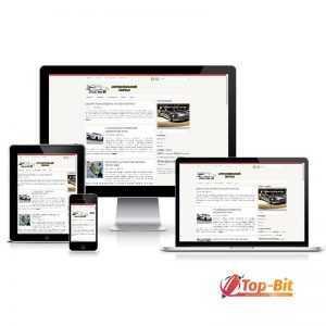 купить Автомобильный сайт