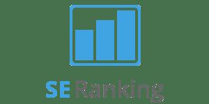 Логотип партнера SE Ranking