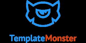 Логотип партнера TemplateMonster