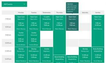 Плагины для календаря для сайта на wordpress. Уроки wordpress