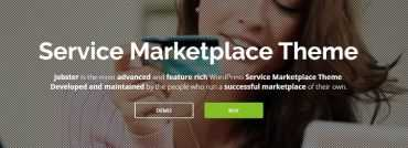 Создание Маркетплейса или рынка услуг с помощью премиум-темы – WPJobster. Уроки wordpress