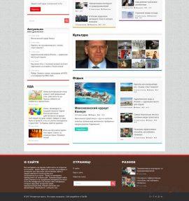 Купить готовый сайт Автонаполняемый Интересные факты узнай все