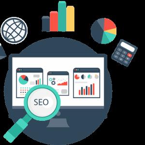 SEO оптимизация атвонаполянемых сайтов