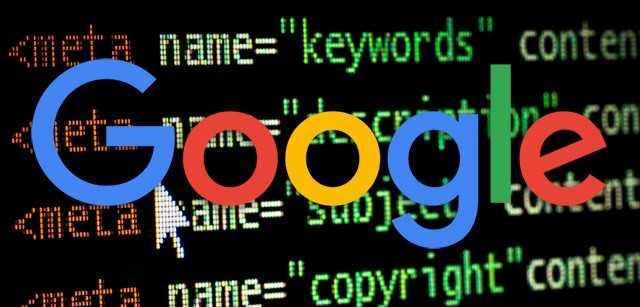 Google и keywords 2018