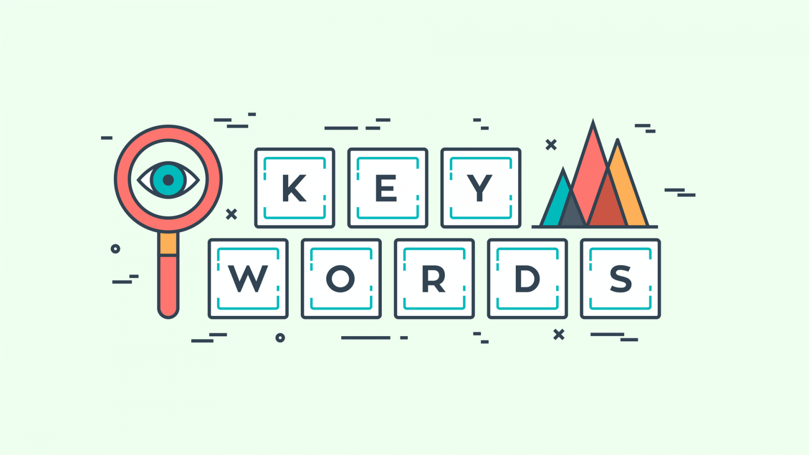 эксперимент с Keywords 2018