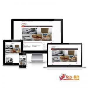 купить Автонаполняемый сайт архитектуры и дизайна Архитект