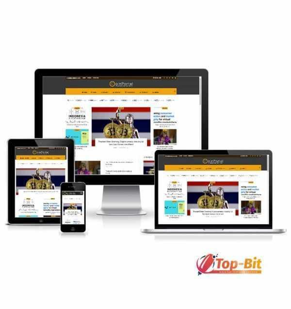Купить готовый Автонаполняемый финансовый портал CoinPortal (English)