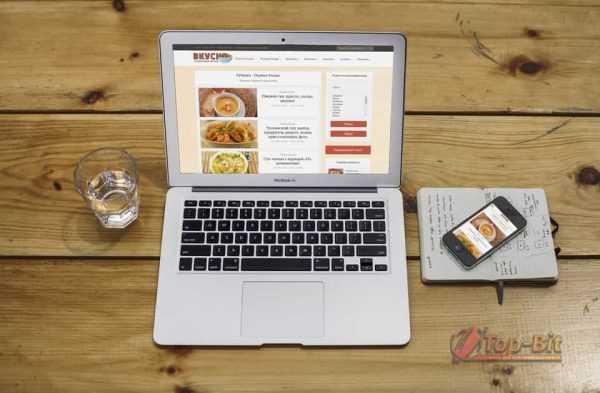 Купить готовый Автонаполняемый кулинарный портал Вкусно