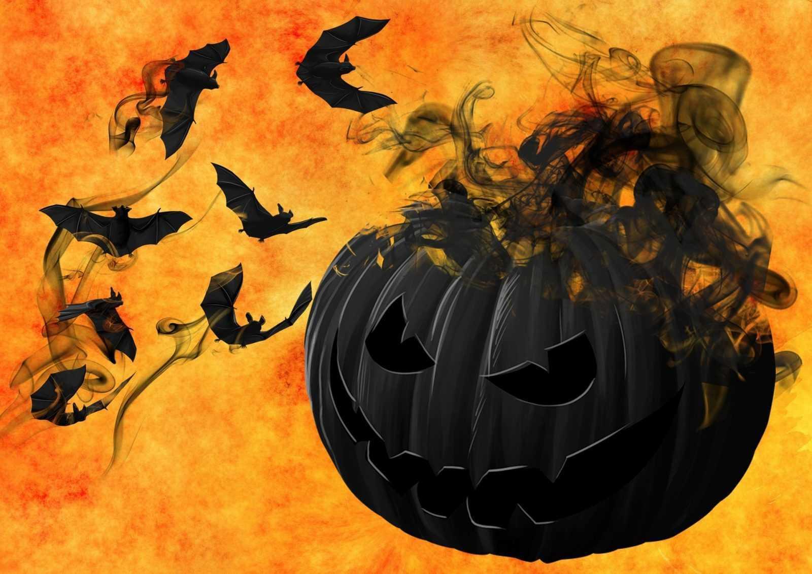 Акция на Хэллоуин от Top-Bit