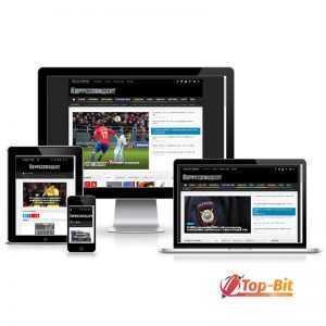 Купить Автонаполняемый новостной портал Корреспондент (Премиум)