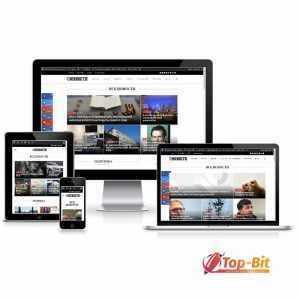 Купить Автонаполняемый новостной портал Новости | Только о главном