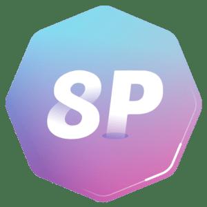 Лого - 8P