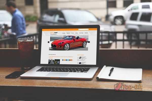 купить Автонаполняемый сайт про автомобили