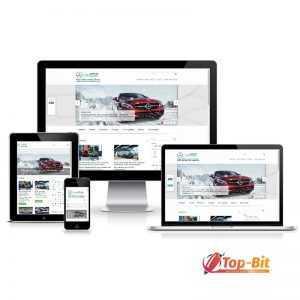 купить автонаполняемый сайт про Mersedes