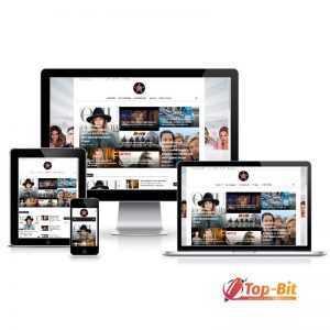 Купить Автонаполняемый сайт про Шоубизнес