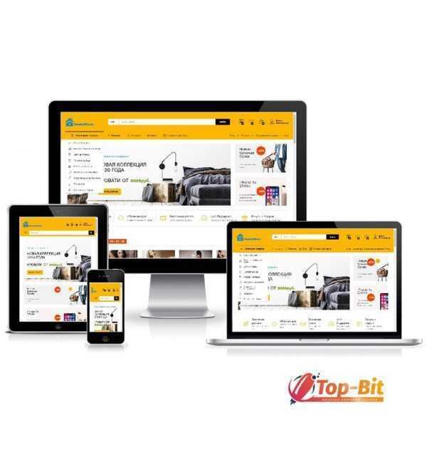 Купить Универсальный интернет магазин (Маркетплейс)
